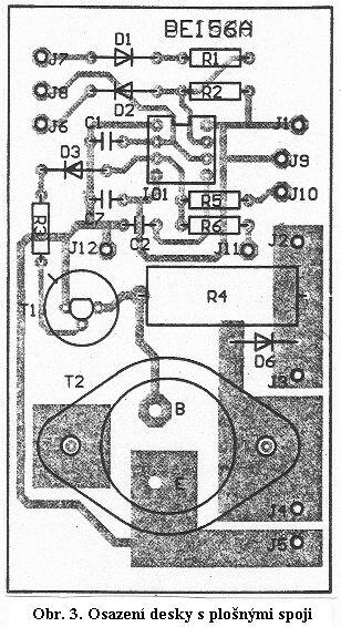 Schéma: Regulátor pre mikropájku
