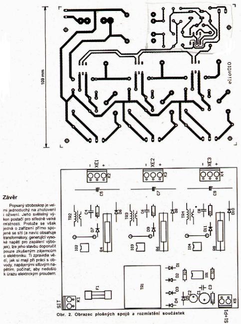Schéma: Stroboskop